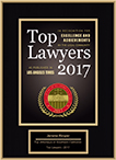 Top Lawyers 2017 | As published in Los Angeles Times